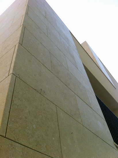 Rivestimento esterno in pietra