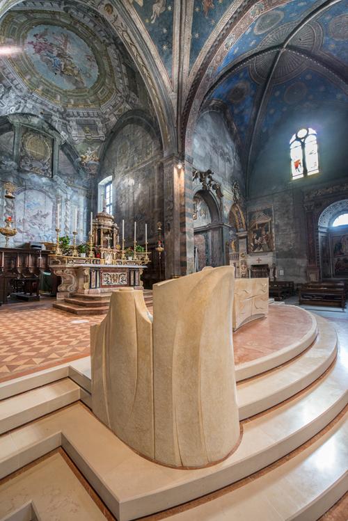Lodi Italy  city images : Remuzzi Marmi | CHURCH OF SAN FRANCESCO IN LODI ITALY